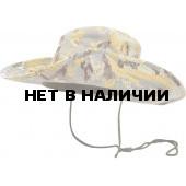 Шляпа Святобор широкополая «Калан» (Соты бело-желтые)