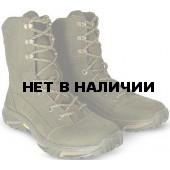 Ботинки ХСН Странник натуральный мех олива