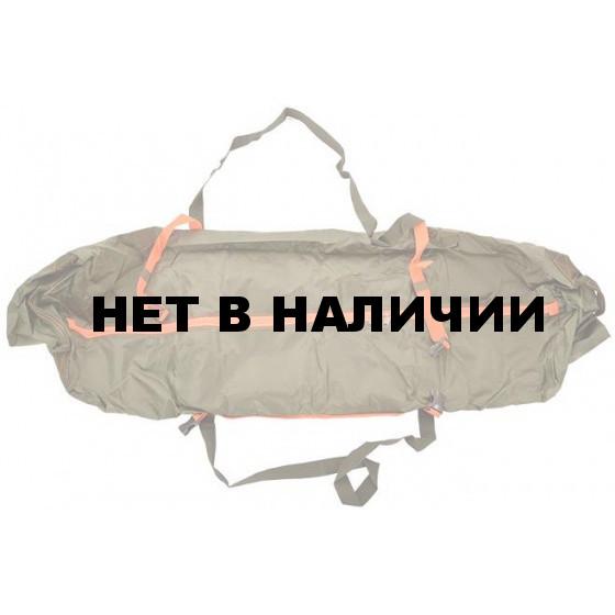 Сумка ХСН рыболова-охотника компакт (60 литров - хаки)