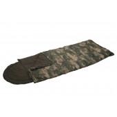 Спальный мешок-одеяло Аляска Huntsman, Оксфорд 240D, -25°С, цвет –, камуфляж