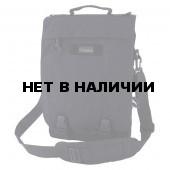 Сумка Kiwidition на плечо Hoa 7.5л для ноутбука Nylon 1000 den черная