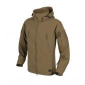 Тактическая куртка Trooper Soft Shell Helikon-Tex, цвет – Mud Brown