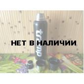 Термос Tramp 1600 мл, нержавеющая сталь 18/8, черный