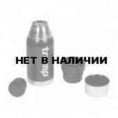 Термос Tramp 500 мл, нержавеющая сталь 18/8, черный