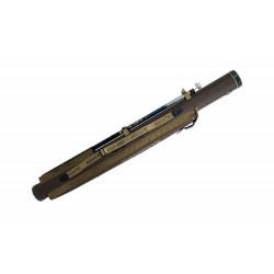 Тубус Aquatic ТК-110-2 с 2 карманами диаметр 110 мм, длина 190 см
