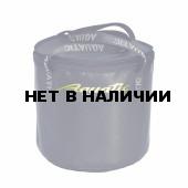 Ведро Aquatic В-04С для замешивания корма, герметичное, с крышкой синее