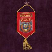 Вымпел VoenPro в машину Рождён в СССР