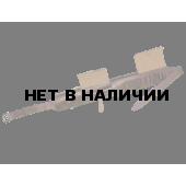 Патронташ Holster закрытый комбинир. 7,62+12к кожа коричневый