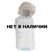 Жилет Дакота Huntsman женский, утепленный, ткань Jordan, цвет - Жемчуг