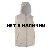 Жилет Фристайл Huntsman утепленный, ткань Канада, цвет - коричневый