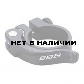 Подседельный хомут BBB SmoothLever 31.8 черный (BSP-87)