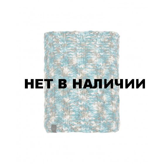 Шарф BUFF KNITTED & POLAR NECKWARMER LIVY AQUA