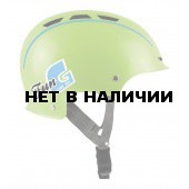 Летний шлем Casco 2016 YOUTH & KIDS Fun-Generation lime