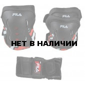 Комплект защиты FILA 2014 Fitness Gear (Колени локти запястья) Black