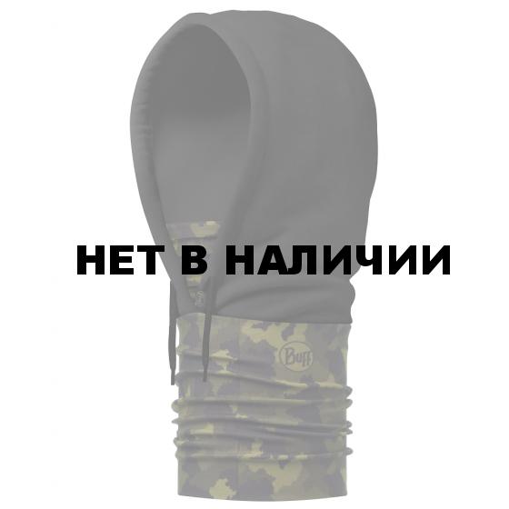 Капюшон BUFF POLAR HOODIE HUNTER MILITARY