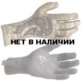 Перчатки рыболовные BUFF Sport Series MXS Gloves BS Maori Hook (хаки камуфляж)