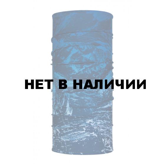 Бандана BUFF XL MOUNTAINS BIT BLUE
