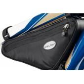 Велосумка Deuter 2015 Bike Accessoires Front Triangle Bag black