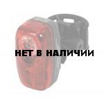 Фонарь передний BBB HighLaser with 0.5W led 2x AAA (BLS-36)