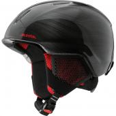 Зимний Шлем Alpina CARAT LX black-lumberjack