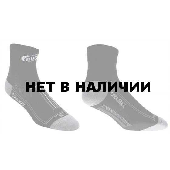 Носки BBB TechnoFeet black white (BSO-01)
