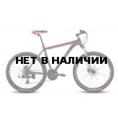Велосипед Welt Ridge 2.0 HD 2016 matt black/red