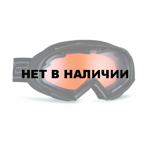 Очки горнолыжные Salice 606DAFV BLACK/ORANGE