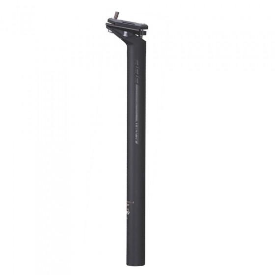 Подседельный штырь BBB ElitePost 27.2 350mm AL2014 T6 offset 15mm черный