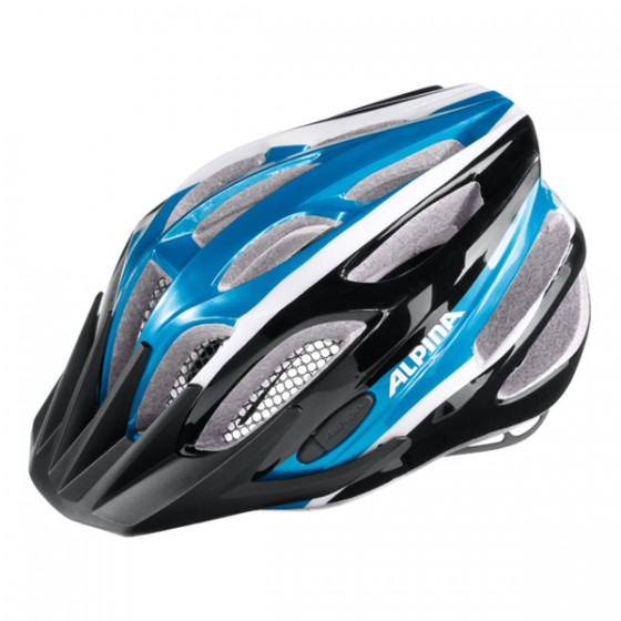 Летний шлем ALPINA 2016 JUNIOR / KIDS FB Jr. 2.0 black-blue-white