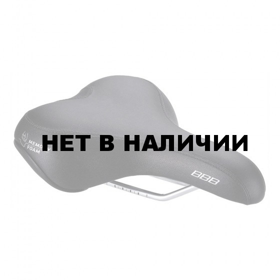 Седло BBB sports MemoComfort with memory foam черный (BSD-16)