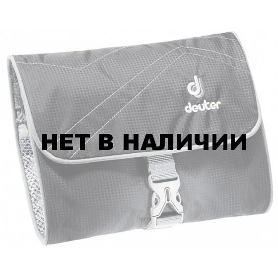Косметичка Deuter 2015 Accessories Wash Bag I black-titan