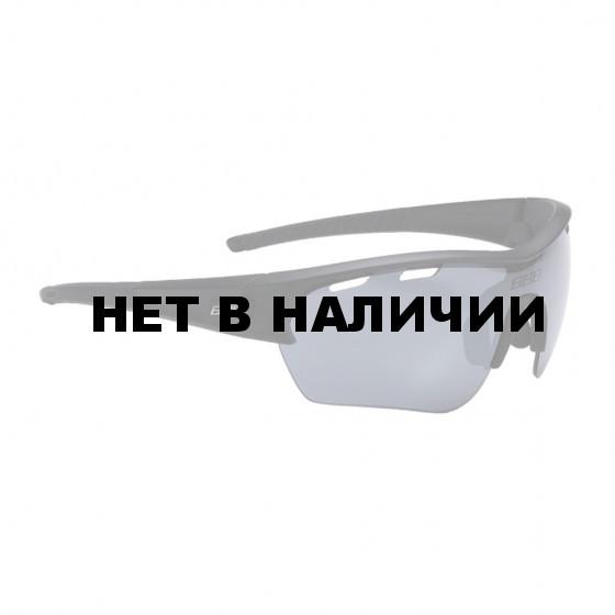 Очки солнцезащитные BBB 2018 Select XL PC Smoke flash mirror XL lens black tips черный матовый