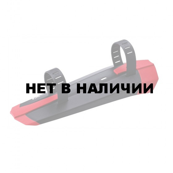 Щиток на раму BBB Mudcatcher XL красный (BFD-18)