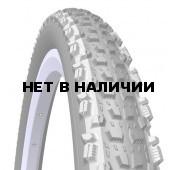 Велопокрышка RUBENA V98 KRATOS TD 26 x 2,25 (57-559) RP черный/серый