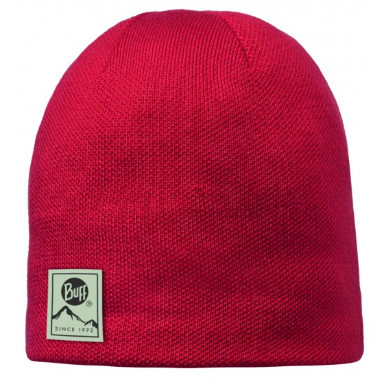 Шапка BUFF 2015-16 KNITTED HATS BUFF SOLID RED