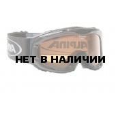 Очки горнолыжные Alpina Ruby S black_SH S1