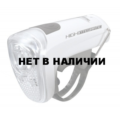 Фонарь BBB HighIntegrate 1W 4AAA batteries silver (BLS-43)