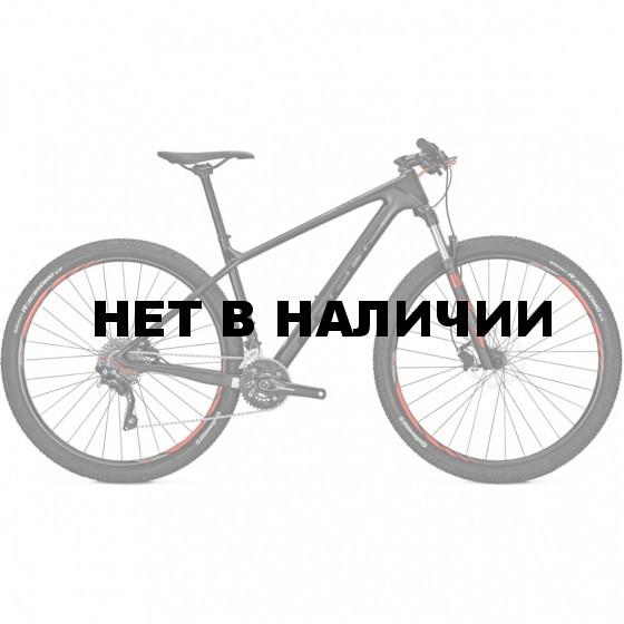 Велосипед FOCUS RAVEN LTD 2017 BLACK MATT