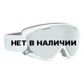 Очки горнолыжные Alpina PANOMA S MAGNETIC Q+MM white/beige (pyramid print)