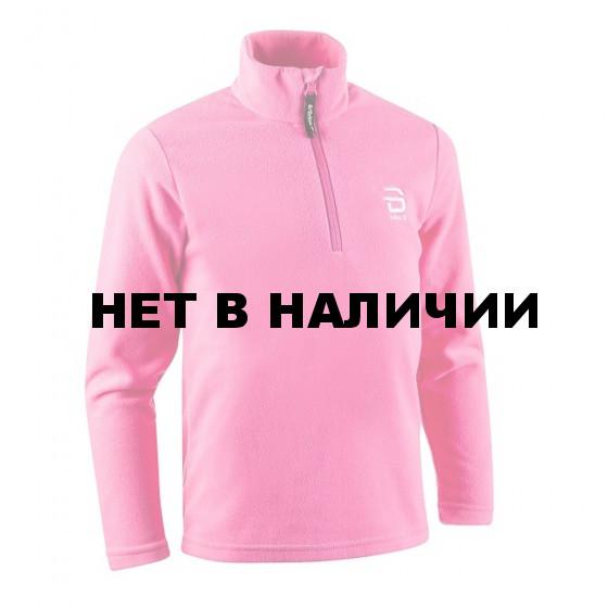 Флис беговой Bjorn Daehlie 2016-17 H/Z DRIFT JR Pink Glo