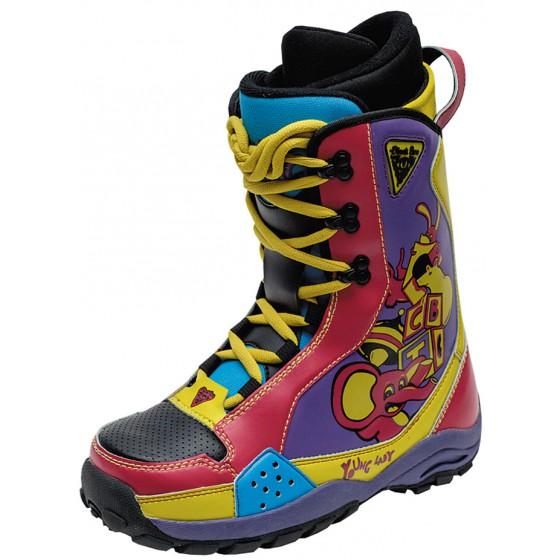 Ботинки для сноуборда Black Fire 2015-16 Junior Girl
