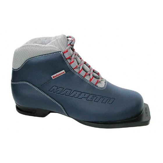 Лыжные ботинки MARPETTI 2007-08 BOLZANO 75 мм синий