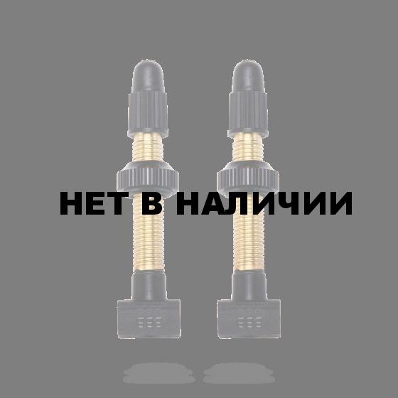 Ниппель для бескамерных ободов BBB Tubeless Valves 48mm Removable core 2 pieces
