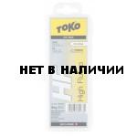 Универсальный парафин TOKO TRIBLOC TRIBLOC HF (жёлтая, 0/-6С, 120 гр.)