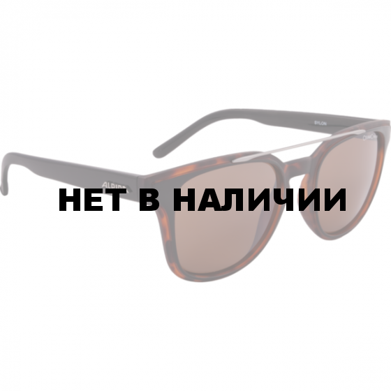 Очки солнцезащитные Alpina 2018 SYLON black-havana matt