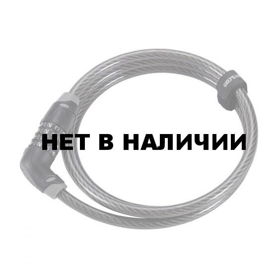 Замок велосипедный BBB CodeSafe cable combination lock 10mm x 1500mm (BBL-35)