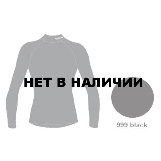 Футболка с длинным рукавом ACCAPI TECNOSOFT PLUS EVO LONG SL.LUPETTO MAN black (черный)