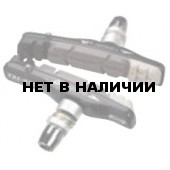 Тормозные колодки BBB TriStop cartridge black, triple color pads (BBS-14T)