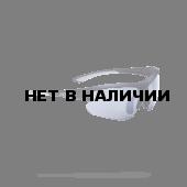 Очки солнцезащитные BBB 2018 Impulse small PC Smoke flash mirror lenses черный, серый