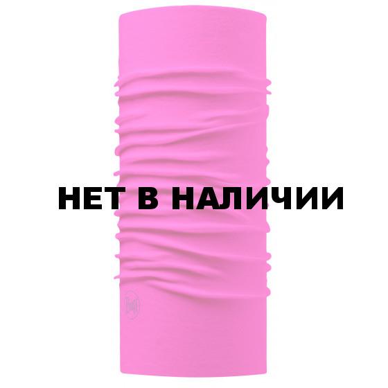 Бандана BUFF ORIGINAL SOLID PINK HONEYSUCKLE (US:one size)